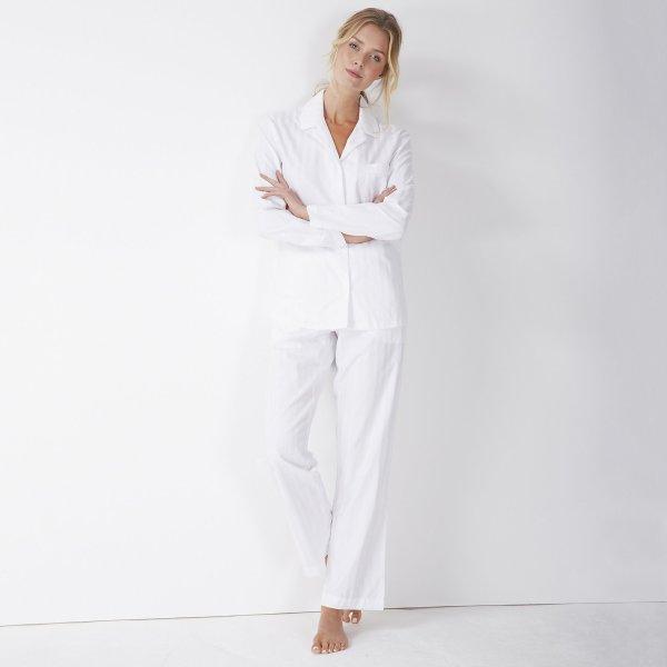 b6d307177 The Friday Five  White Pyjama Sets