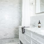 Design: White Bathrooms
