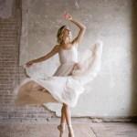 White Cabana Wears Pink: Ballet Beauty