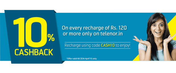 cashback-on-telenor-recharge