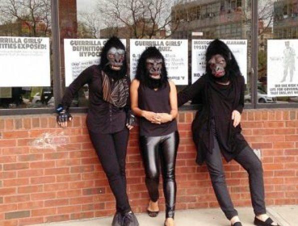 Guerrilla Girls - Whitechapel Gallery