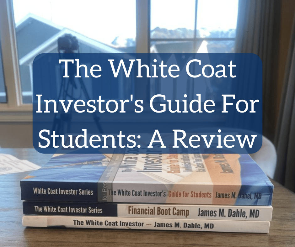 I initially started the goal of debt free by 30 and i tried my hardest to keep that promise to myself. The White Coat Investor's Guide for Students: A Review