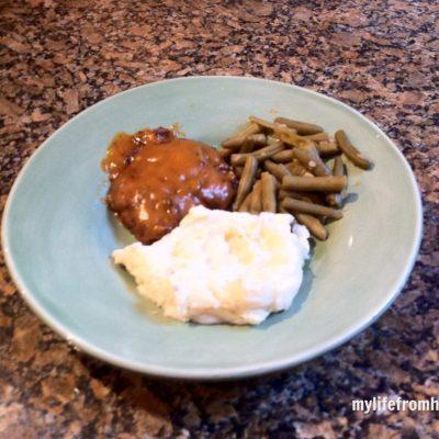 Weeknight Dinners: Simple Salisbury Steak