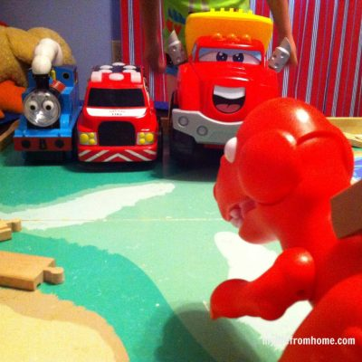 Epic Toy Battles