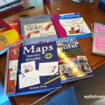 A day in the life of homeschooling