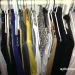 "My Journey to a ""Simplified"" Wardrobe"