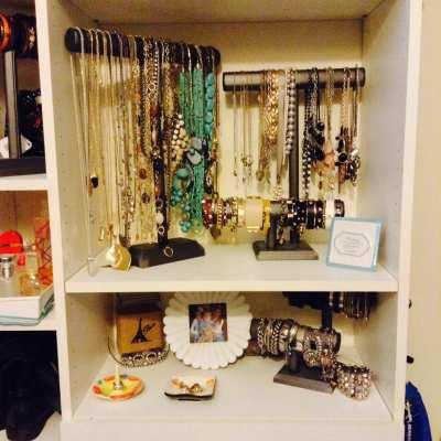 Organization: Jewelry Storage