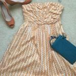 My Thrift Store Anthropologie Dress