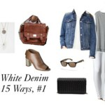 Denim on Denim, It Can Work For You!