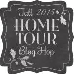 2015 Fall Home Tour Blog Hop: Day 2