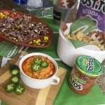 Getting Game Day Ready! {The Perfect Tex- Mex Dip}
