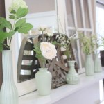Decorate Your Mantel: Spring