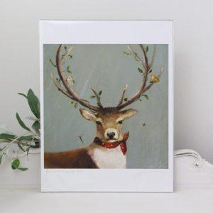 artwork- art- home decor- Janet Hill- print