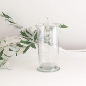 vase- glass- beaker- home decor