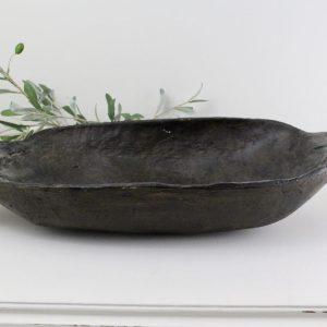 home decor- vintage goods- dough bowl