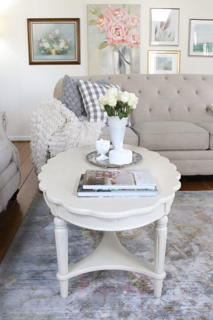 A Newcottage Coffee Table White Cottage Home Living