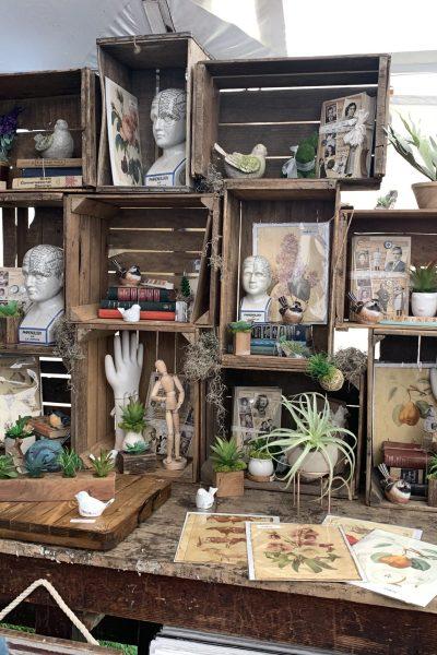 Springfield Extravaganza Flea Market ~ White Cottage Home & Living