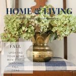 NEW!  Home & Living Fall Magazine is Available