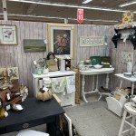 Booth Refresh For October & New Items in the White Cottage Home Store
