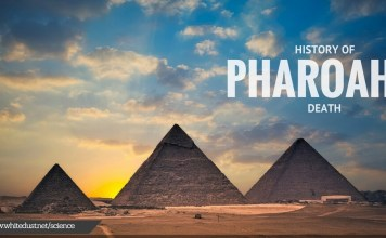 History Of Pharoah's Death