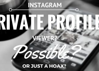 How to view private profiles & pictures of Instagram