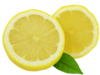 Lemon to remove tan lines