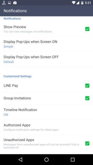 Line Messenger Hack tricks