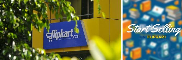 steps/information required to sell on flipkart