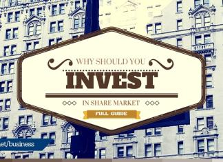 why we should invest in share marketing