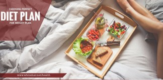 How to Choose Perfect Diet Plan for Weight Loss