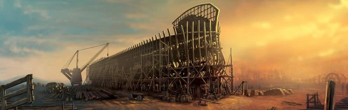 story of noah and his ark