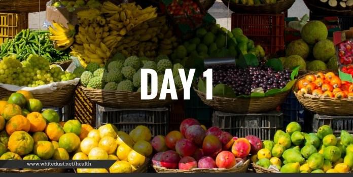 GM Diet Plan To Lose Weight In 7 Days