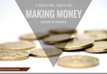5 Tricks WillTeach You Making Money Online In Nigeria