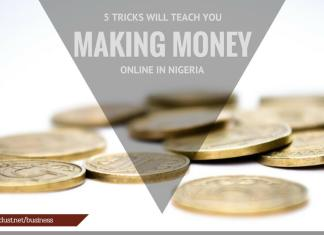 5 Tricks Will Teach You Making Money Online In Nigeria