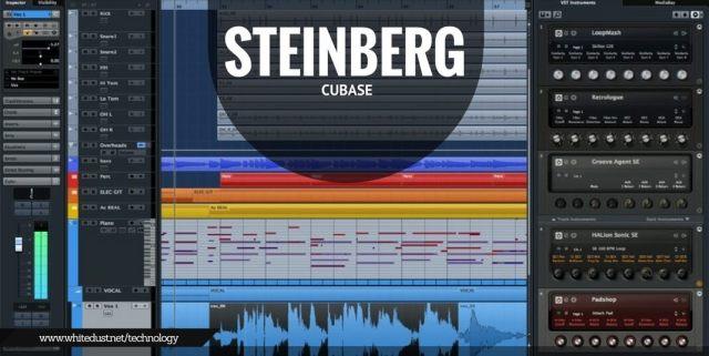 STEINBERG CUBASE