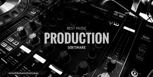 Best Music Production/Editing Software of 2019 | WHITEDUST