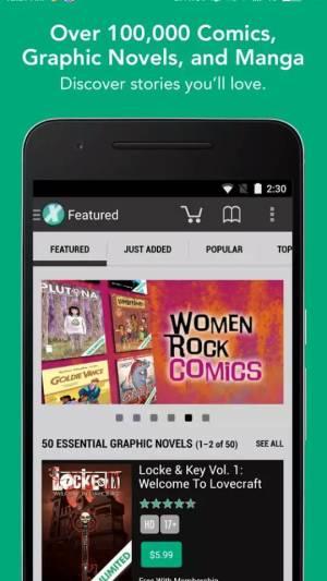 best comic app