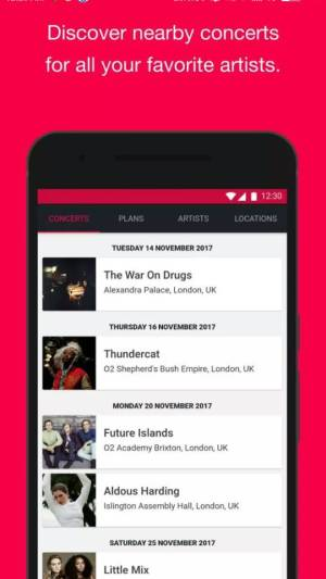 best concert app