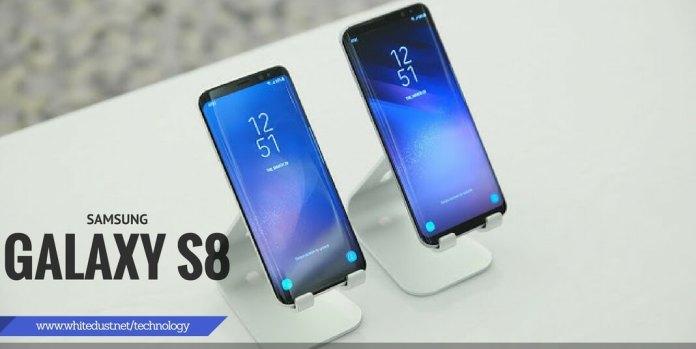 SAMSUNG GALAXY S8: