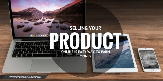 ONLINE PRODUCT SALE
