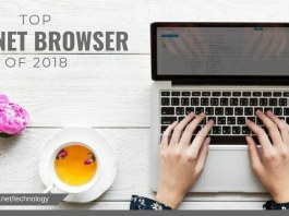Top Internet Browsers of 2018