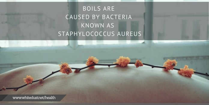 causes of boils