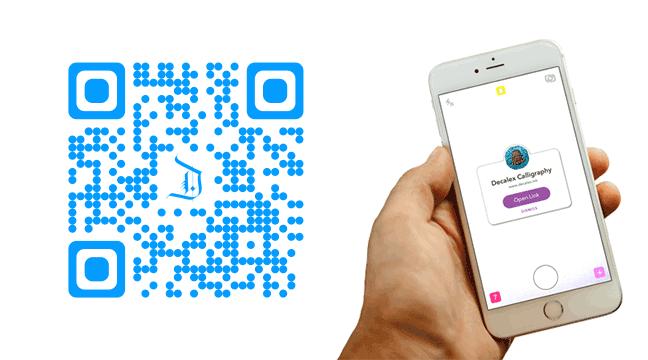 How Camera QR Codes Snapchat