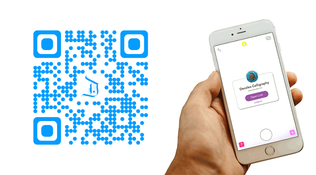 How  Camera QR Codes Snapchat