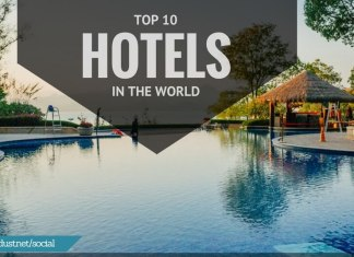 top 10 hotels in the world