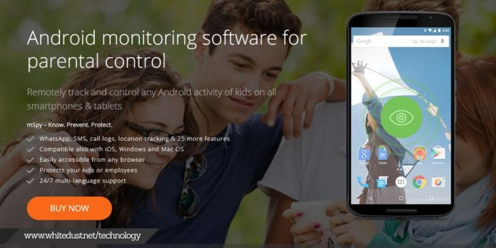 mspy review android