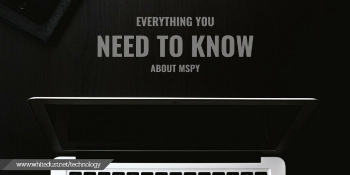 Everything you need to know about mSpy