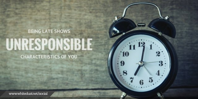 TIPS TO BE MORE PUNCTUAL