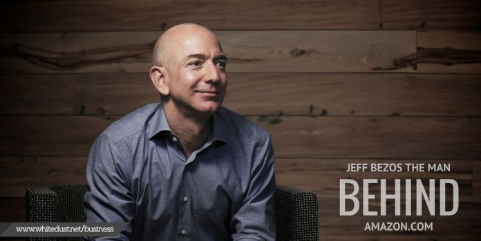 JEFF BEZOS owner of amazon