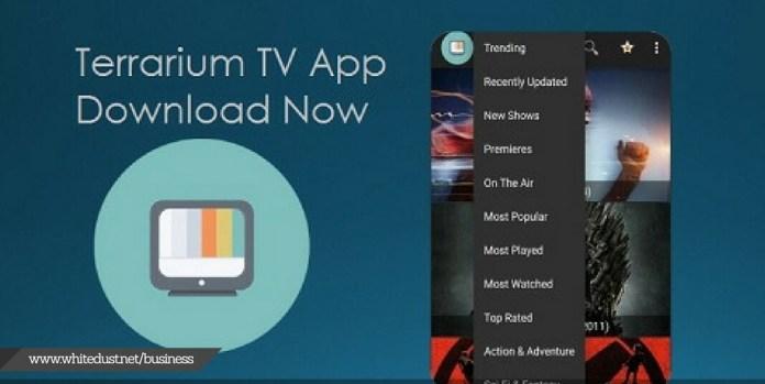 Terrarium TV downloads
